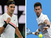 """Trực tiếp tennis Australian Open 22/1: Federer và Djokovic coi chừng """"trái đắng"""""""
