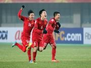 U23 Việt Nam mơ vô địch: Vĩ đại hơn Bồ Đào Nha  & amp; Ronaldo EURO 2016