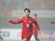 U23 Việt Nam quật ngã Iraq: Công Phượng  & amp; sinh nhật ý nghĩa tuổi 23