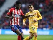 Altetico Madrid - Girona: Một giây lơ là, đòn đau phút 73