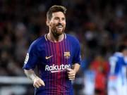 """Messi  & amp; cuộc chiến  """" số 10 """"  vĩ đại nhất: Ghi bàn vẫn thua  """" Báo đen """""""
