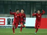 Tin mới nhất U23 Việt Nam ngày 21/1: Lên đường săn cúp Vàng