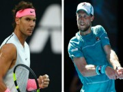 "TRỰC TIẾP tennis Nadal - Schwartzman:  "" Miếng mồi ""  không dễ xơi (Vòng 4 Australian Open)"