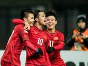 U23 Việt Nam đã hay còn may: Gặt vàng châu Á không phải chuyện đùa