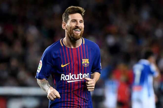 """Messi & cuộc chiến """"số 10"""" vĩ đại nhất: Ghi bàn vẫn thua """"Báo đen"""" - 1"""