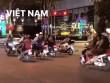 Cách ăn mừng độc đáo của Sơn Tùng, Huyền My trước chiến thắng thần kỳ của U23 Việt Nam