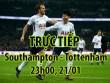 """TRỰC TIẾP bóng đá Southampton - Tottenham: """"Gà trống"""" bay cao cùng Kane"""