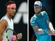 "TRỰC TIẾP tennis Nadal - Schwartzman: ""Miếng mồi"" không dễ xơi (Vòng 4 Australian Open)"