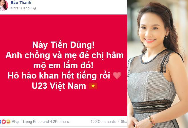 """Phương Trinh, hoa hậu Mỹ Linh """"thả thính"""" Bùi Tiến Dũng - 4"""