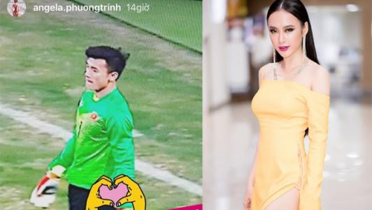 """Phương Trinh, hoa hậu Mỹ Linh """"thả thính"""" Bùi Tiến Dũng"""