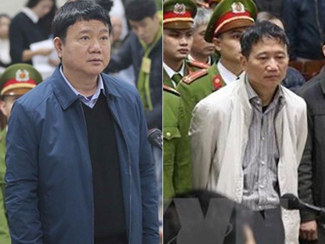 Tuyên án ông Đinh La Thăng 13 năm tù, Trịnh Xuân Thanh chung thân - 1