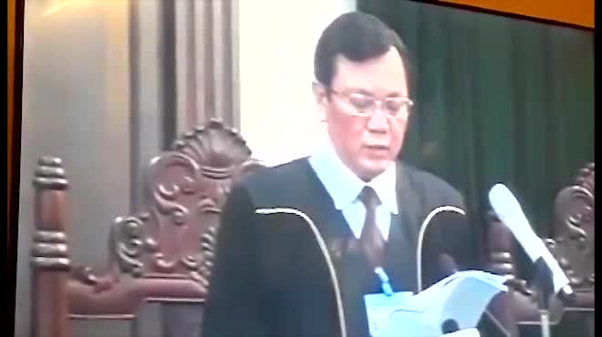 Tuyên án ông Đinh La Thăng 13 năm tù, Trịnh Xuân Thanh chung thân