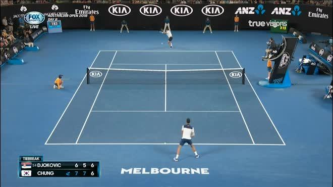 """Djokovic thua thảm Australian Open: Bội phục """"Siêu nhân châu Á"""""""