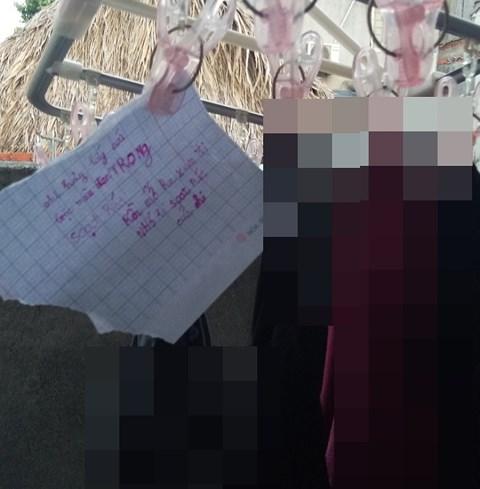 Thiếu niên có sở thích trộm đồ lót phụ nữ rồi để lại số điện thoại đe dọa - 1