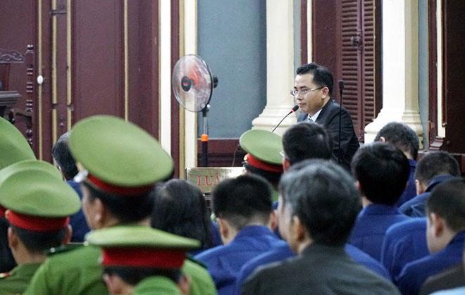 Tòa cắt phần bào chữa của luật sư ông Phạm Công Danh - 1