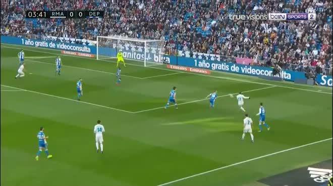 Real Madrid - Deportivo: Đại tiệc rực rỡ, kiệt tác ngất ngây