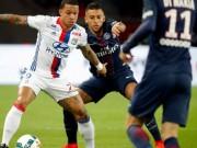 """Lyon - PSG: Thẻ đỏ bước ngoặt,  """" bom xịt """"  MU gây choáng váng"""