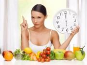 Thực phẩm gây hại cơ thể nếu ăn sai giờ