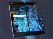 NÓNG: LG sắp tung smartphone có thể gập lại, cạnh tranh với Samsung