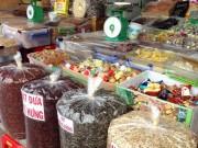 Hàng lậu  khoác áo  hàng Việt tìm đường ra thị trường dịp Tết