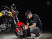 Chọn xe côn Benelli TNT 125 hay Honda MSX chơi Tết?