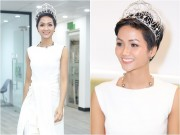 """Hoa hậu H ' Hen Niê:  """" Tiếng Anh là cản trở lớn nhất """""""