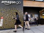 Phát sốt  với cửa hàng không quầy tính tiền mới khai trương của Amazon