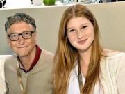 """"""" Cuộc chiến ngầm """"  giữa ái nữ của hai ông trùm Steve Jobs và Bill Gates"""