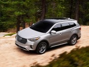 Việt Nam sắp đón nhận Hyundai Santa Fe 2018