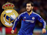 Tin HOT bóng đá tối 22/1: Hazard phải đến Real Madrid vì cha
