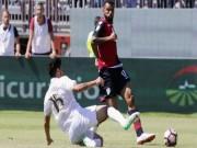 Cagliari - AC Milan: Kịch chiến 2 thẻ đỏ  &  3 bàn thắng