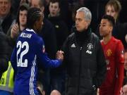 Chuyển nhượng MU: Mourinho bất ngờ đánh úp Chelsea vụ Willian