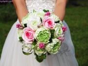 Trào lưu chơi hoa cưới đất sét của giới trẻ và sự thành công của hot girl 9x
