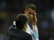 Tiêu điểm V20 La Liga: Ronaldo  đổ máu , Real  &  Barca thắng hủy diệt