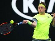 Australian Open 22/1: Dominic Thiem dừng bước