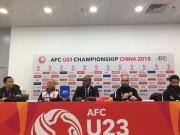 HLV Park Hang Seo  dọa  U23 Qatar: U23 Việt Nam còn nhiều át chủ bài
