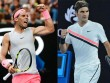 "Bảng xếp hạng tennis 22/1: Australian Open, Federer ""hết cửa"" vượt Nadal"