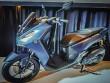Phát thèm xe ga Yamaha LEXi giá 31,9 triệu đồng