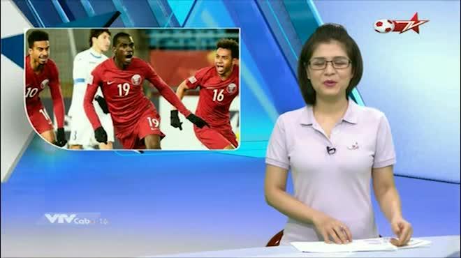 """Báo Qatar gọi U23 Việt Nam là """"kẻ diệt khổng lồ"""": Lo bị loại trên chấm 11m"""