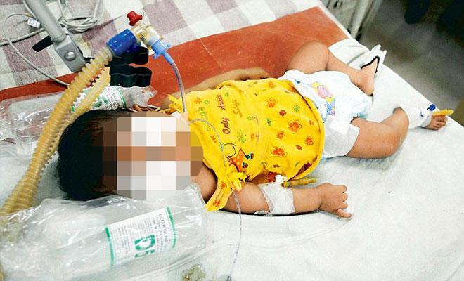 Bé gái 3 tháng tuổi bị cha hành hạ đến chết và nỗi uất nghẹn của người mẹ - 1