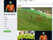 Triệu anh em lùng facebook trọng tài Singapore làm U23 Việt Nam uất ức
