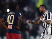 Juventus - Genoa: Tấn công dồn dập, bàn thắng bất ngờ