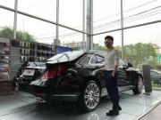Quang Hà tậu xe sang 7,7 tỷ đồng nhân dịp sinh nhật