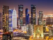 Choáng ngợp những tòa nhà chọc trời ở xứ sở nhà giàu Qatar