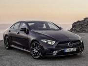 Siêu phẩm Mercedes-AMG CLS 53 ra mắt