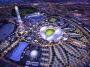 Những kiến trúc ngây choáng ngợp của quốc gia đối đầu tuyển U23 VN chiều nay