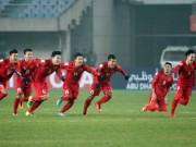 Người theo sát đội tuyển bóng đá Việt Nam nói gì về thể lực các cầu thủ?