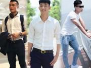 """Bình chọn: Rời sân cỏ, cầu thủ U23 Việt Nam nào chuẩn  """" soái ca """"  nhất?"""