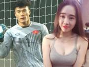 Siêu vòng ba  Cần Thơ xem thủ môn Bùi Tiến Dũng như người hùng