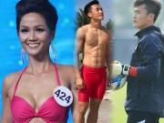 Hoa hậu H ' Hen Niê chúc U23 Việt Nam đột phá, giành vinh quang